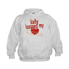 Kelly Lassoed My Heart Hoodie
