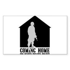 Coming Home Misc. Decal