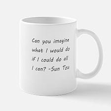 Cute Sun tzu Mug