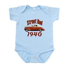 1940 Ford Hot Rod Desert Spec Infant Bodysuit