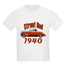 1940 Ford Hot Rod Desert Spec T-Shirt