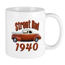 1940 Ford Hot Rod Desert Spec Mug