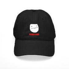 Poker Face Baseball Hat