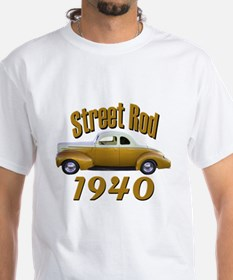 1940 Ford Hot Rod Copper Came Shirt