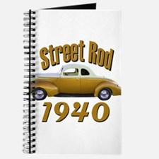 1940 Ford Hot Rod Copper Came Journal