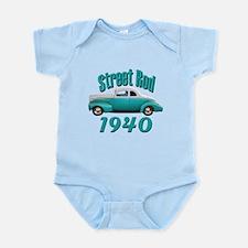 1940 Ford Hot Rod Jade Infant Bodysuit
