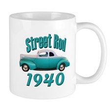 1940 Ford Hot Rod Jade Mug