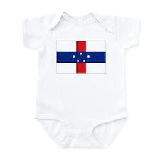 Netherlands Antilles Infant Creeper