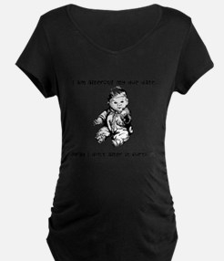 Altering my due date T-Shirt