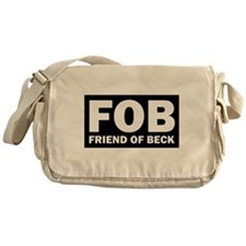 Glenn Beck FOB Friend Of Beck Messenger Bag
