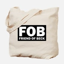 Glenn Beck FOB Friend Of Beck Tote Bag