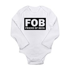 Glenn Beck FOB Friend Of Beck Long Sleeve Infant B