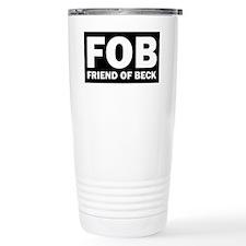 Glenn Beck FOB Friend Of Beck Travel Mug