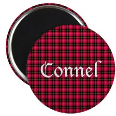 Tartan - Connel Magnet