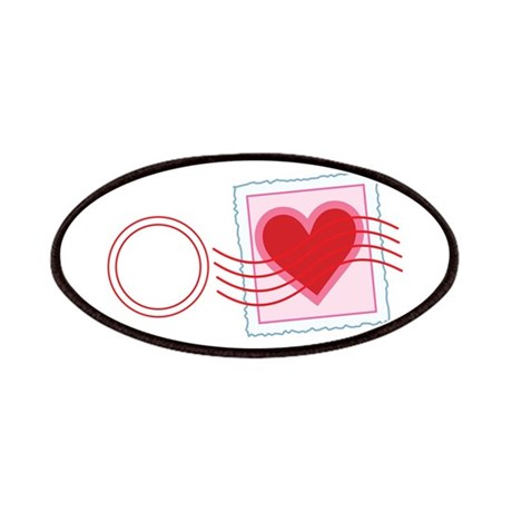 Love Letter Stamp Patches