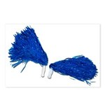 Pom Poms to Shake Postcards (Package of 8)