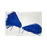 Pom Poms to Shake Rectangle Magnet (100 pack)