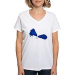 Pom Poms to Shake Women's V-Neck T-Shirt