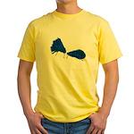 Pom Poms to Shake Yellow T-Shirt