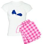 Pom Poms to Shake Women's Light Pajamas