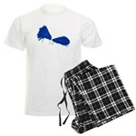Pom Poms to Shake Men's Light Pajamas