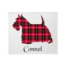 Terrier - Connel Throw Blanket