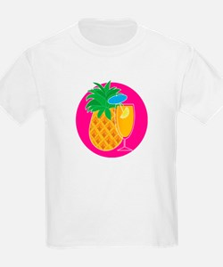 Pineapple Cocktail T-Shirt