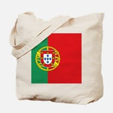 Portuguese flag Tote Bag