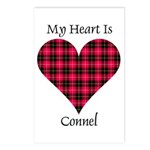 Heart - Connel Postcards (Package of 8)