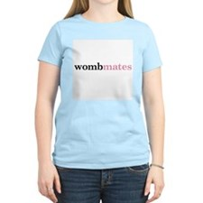 Wombmates_Pink T-Shirt