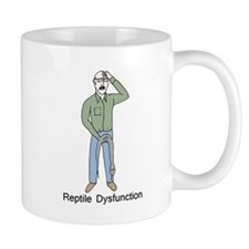 Reptile Dysfunction Mug