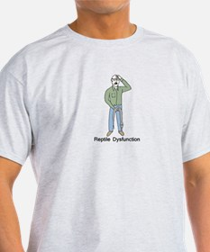Reptile Dysfunction T-Shirt
