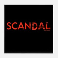 Scandal Tile Coaster