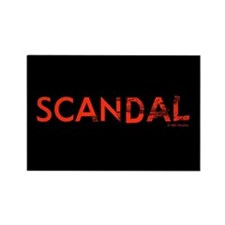 Scandal Rectangle Magnet