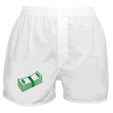 Dollar notes Boxer Shorts