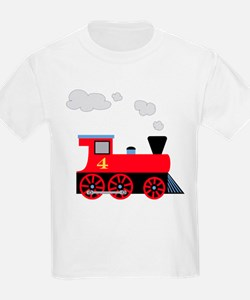 train age 4 for navy T-Shirt