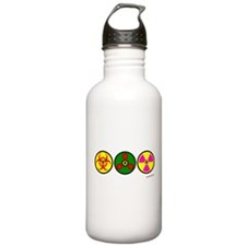 WMD 3 of a kind Water Bottle
