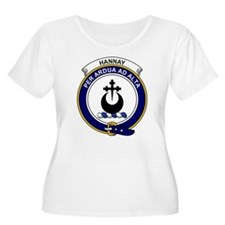 Cute Clan hannay badge T-Shirt