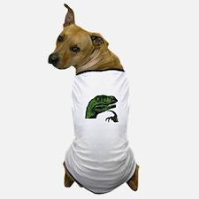 Philosoraptor Clean Dog T-Shirt