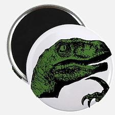 Philosoraptor Clean Magnet