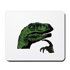 Philosoraptor Clean Mousepad