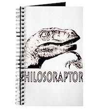 Philosoraptor Labeled Journal