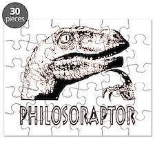 Philosoraptor Labeled Puzzle