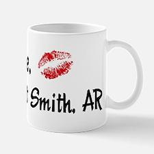 Kiss Me: Fort Smith Mug
