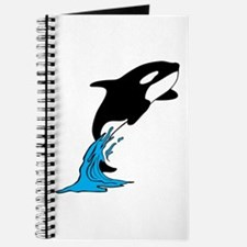 Killer Whale Jump Journal