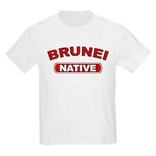 Brunei Native Kids T-Shirt
