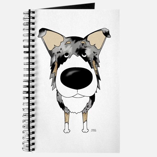 Blue Merle Collie Journal