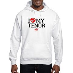 I Lover My Tenor Ukulele Hoodie
