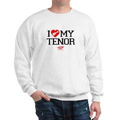 I Lover My Tenor Ukulele Sweatshirt