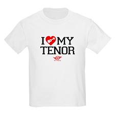 I Lover My Tenor Ukulele T-Shirt
